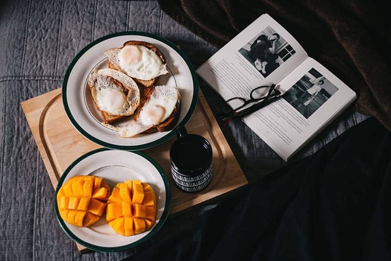 Breakfast in Bed is a Classic for a Reason