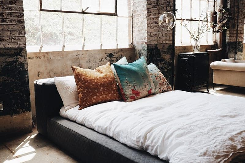 Fall Bedroom Decor Tip Consider Caramel Tones