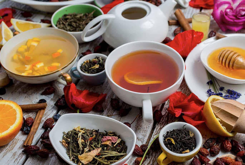 Calming Teas for Sleep