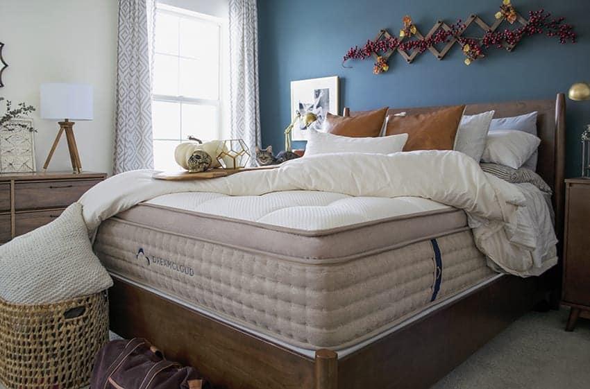Halloween Sleep Tip # 10 - Replace your mattress