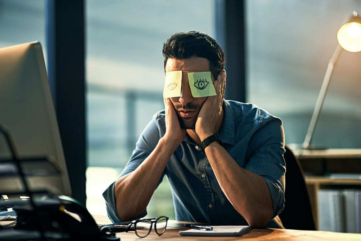 sleep deprivation effects - productivity in the workplace