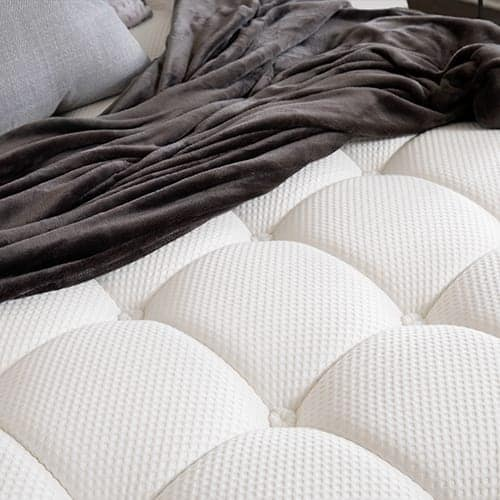 Eight Handcrafted Layers Of Comfort