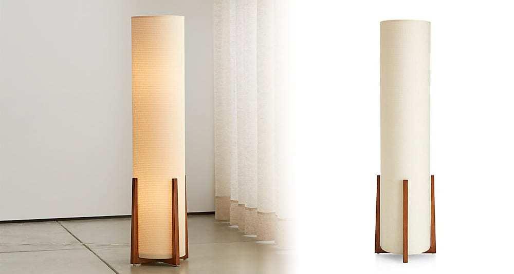 Weave Natural Floor Lamp