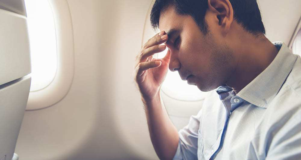 Symptoms of Jet Lag