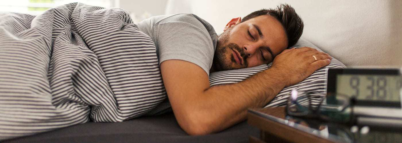 Sleep Fact #1- Men's Circadian Rhythm Is Different Than A Woman's ​